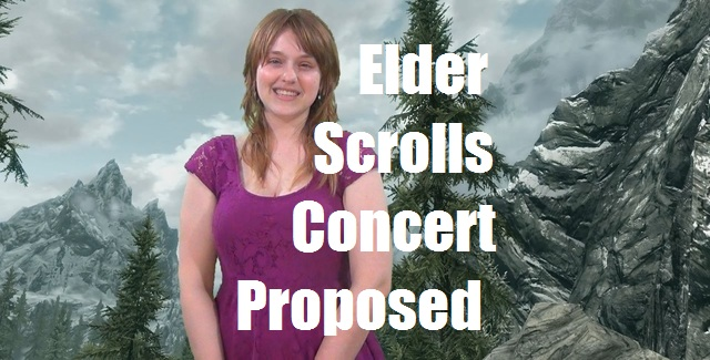 Elder Scrolls Concert Proposed