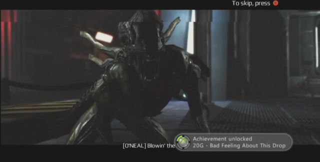 Aliens Colonial Marines Achievements Guide