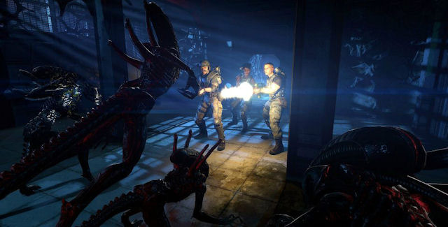 Aliens Colonial Marines Glitches
