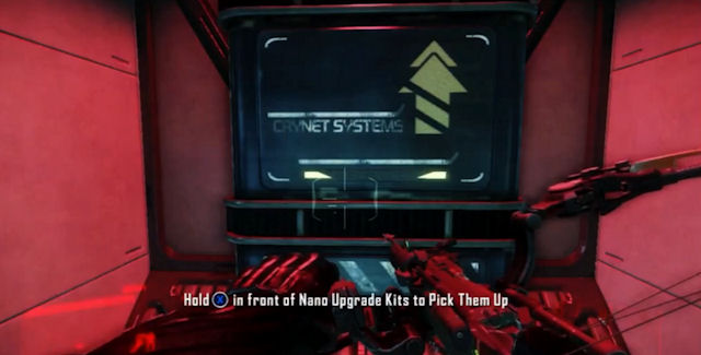 Crysis 3 Nanosuit Upgrade Kits Locations Guide