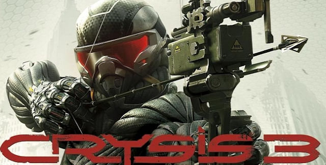 Crysis 3 Walkthrough
