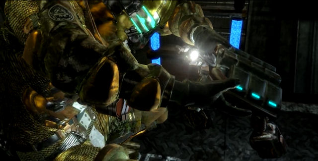 Dead Space 3 Scavenger Bots Locations Guide