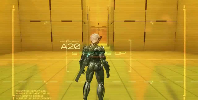 Metal Gear Rising Revengeance VR Missions Walkthrough