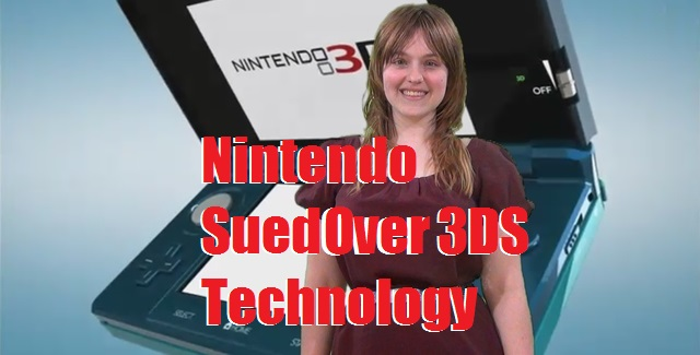 Nintendo Sued Over 3DS Technology