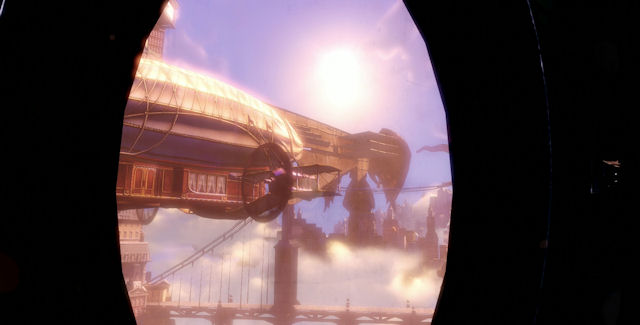 BioShock Infinite PC screenshot