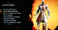 God of War Ascension Costumes