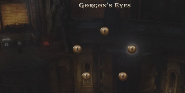 God of War Ascension Gorgon Eyes Locations Guide