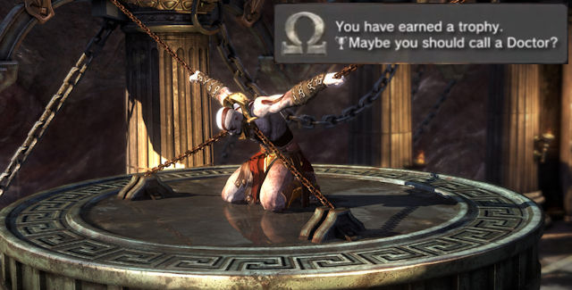 God of War Ascension Trophy Guide