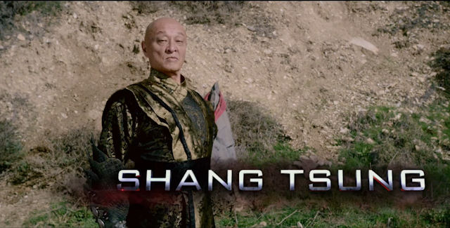 Shang Tsung in Mortal Kombat: Legacy Season 2 Debut Trailer