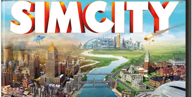 SimCity 2013 Walkthrough