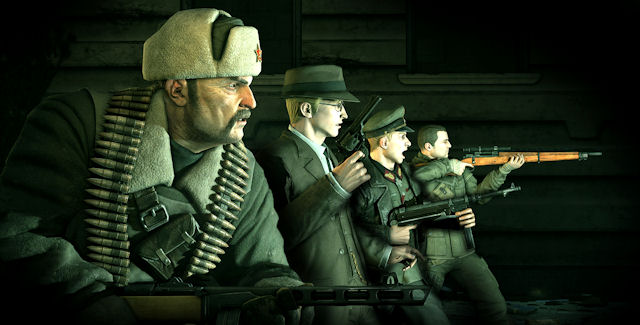 Sniper Elite: Nazi Zombie Army Cheats