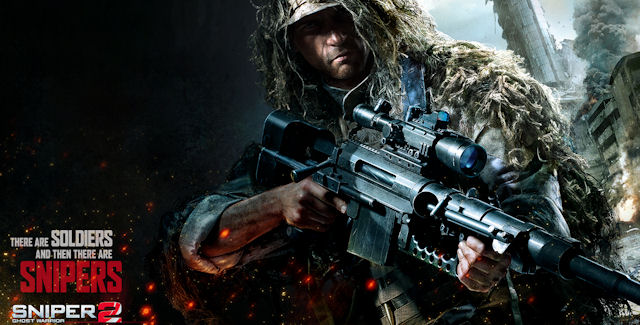 Sniper Ghost Warrior 2 Cheats