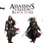 Assassin's Creed 4 Artwork Wallpaper
