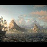 Assassin's Creed 4 Painting Wallpaper