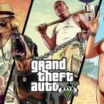 Grand Theft Auto 5 Poster Wallpaper
