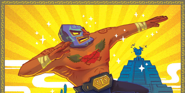 Guacamelee artwork