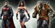 Injustice Gods Among Us Alternate Costumes