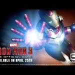 Iron Man 3 Game Wallpaper