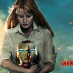 Iron Man 3 Pepper Potts Wallpaper