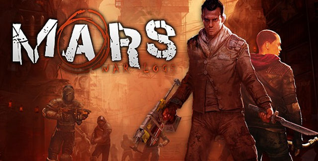 Mars War Logs Walkthrough