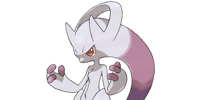 Mewtwo Evolution