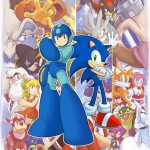 Sonic and Mega Man: When Worlds Collide Comic Issue 1