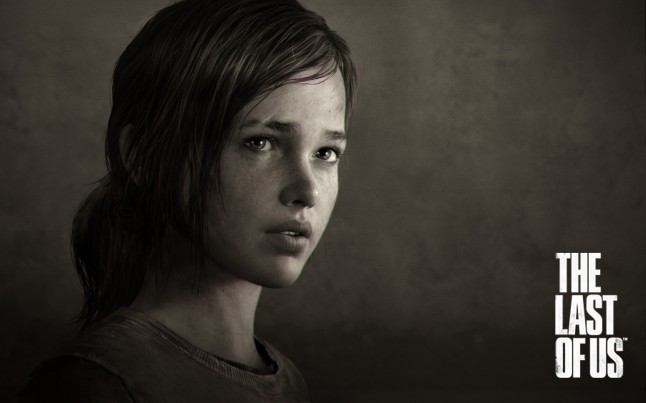 The Last of Us Ellie Wallpaper