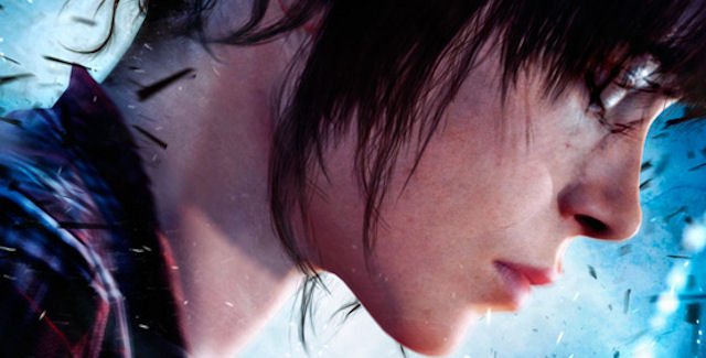 Beyond Two Souls Demo Walkthrough