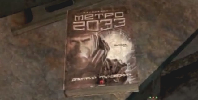 Metro Last Light Easter Eggs