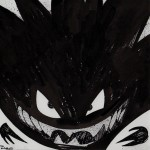 Pokemon 093 Haunter Artwork