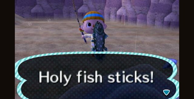 Animal crossing new leaf fish list for Acnl fish guide