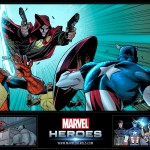 Marvel Heroes Wallpaper 2