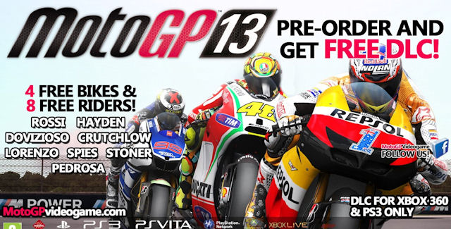 MotoGP 13 Cheats