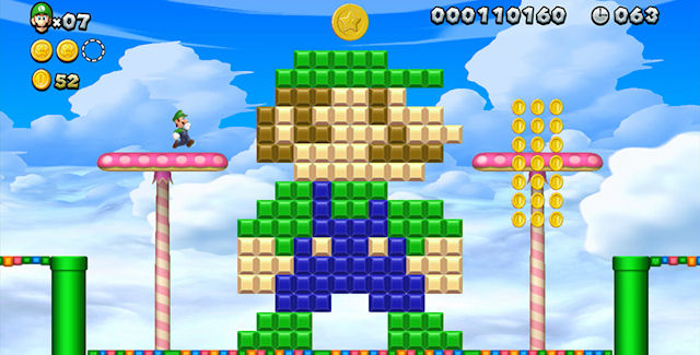 New Super Luigi U Star Coins Locations Guide