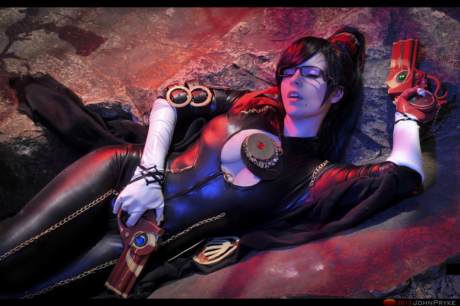 Bayonetta Best Cosplay