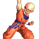 Dragon Ball Z: Battle of Z Krillin Artwork