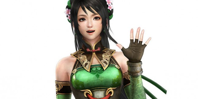 Dynasty Warriors 8 Characters
