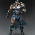 Dynasty Warriors 8 Deng Ai Artwork