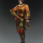 Dynasty Warriors 8 Ling Tong Artwork