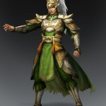 Dynasty Warriors 8 Ma Chao Artwork