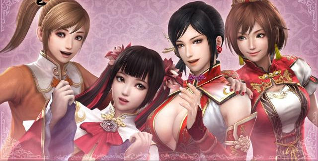 Dynasty Warriors 8 Unlockable Characters