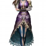 Dynasty Warriors 8 Zhang Chunhua Artwork