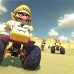 Mario Kart 8 Wario Screenshot
