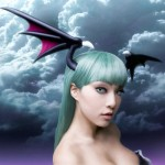Morrigan Cosplay Costume