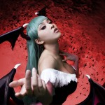 Morrigan Cosplay Darkstalkers