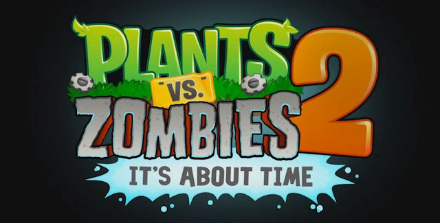 Plants VS Zombies 2 Walkthrough