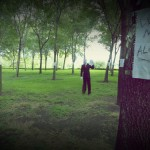 Slenderman Cosplay Costume