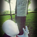 Slenderman Cosplay Outfit