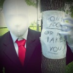 Slenderman Cosplay Picture