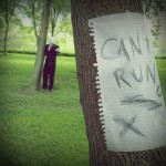 Slenderman Slender: The Arrival Cosplay